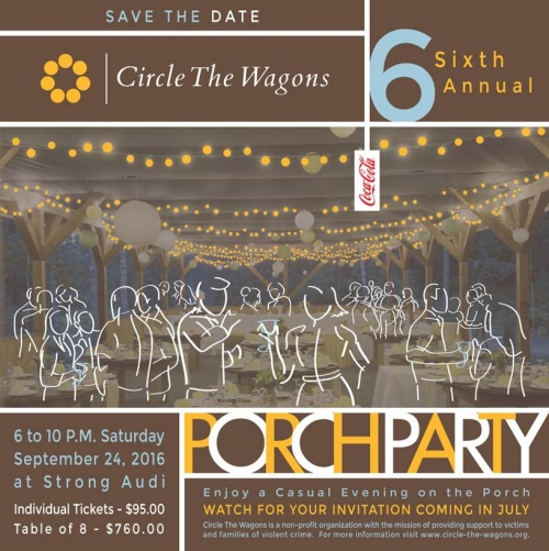 6th Annual Porch Party